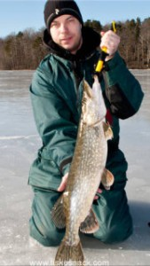 Fiskesnack Anders Bergman